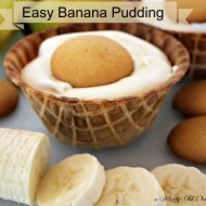 How to make an Easy Banana Pudding