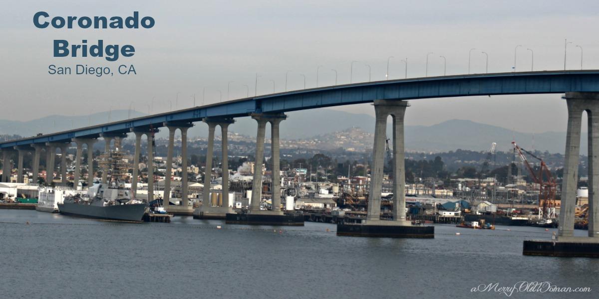 Coronado Bridge, San Diego CA