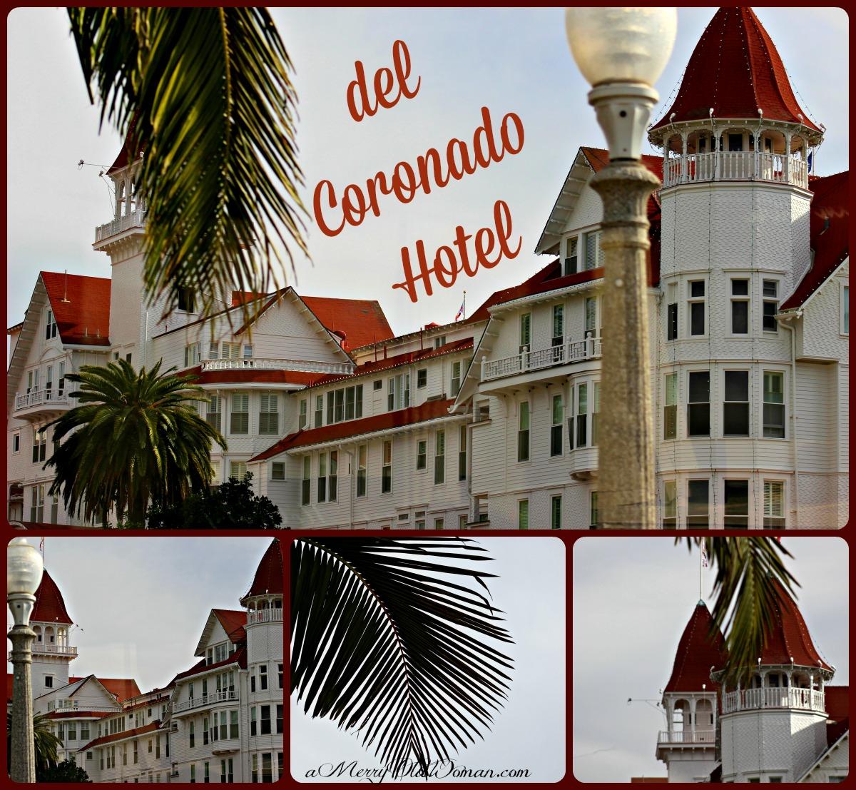Del Coronado Hotel, San Diego CA