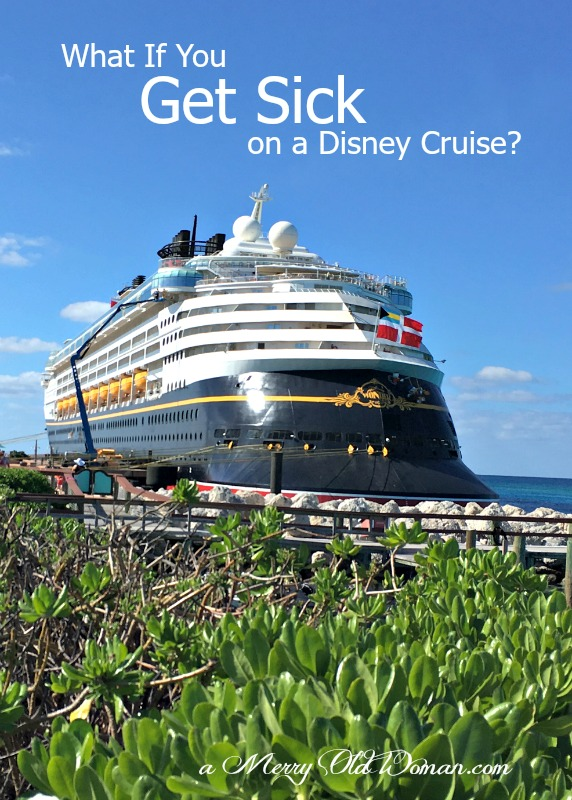 What If You Get Sick on a Disney Cruise?